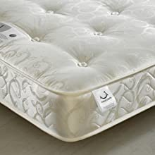 Happy Beds Gold Tufted Mattress