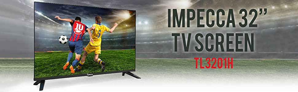 "Impecca 32"" TV"