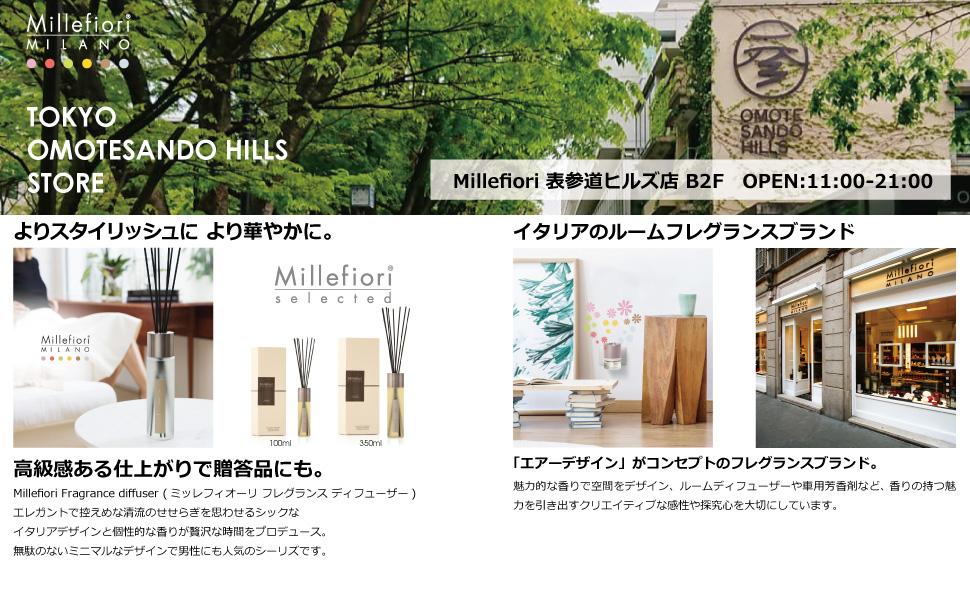 Millefiori selectedシリーズ