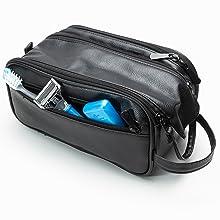 toiletry bag travel portable mens womens