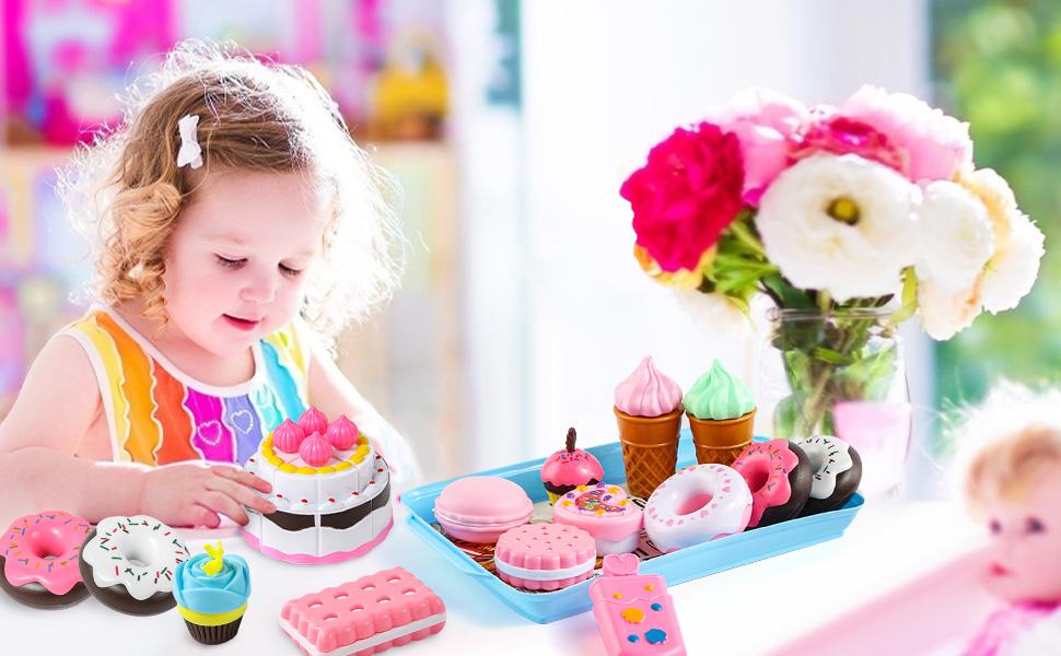 pretend cupcakes