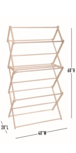 Pennsylvania Woodworks XL Drying Rack