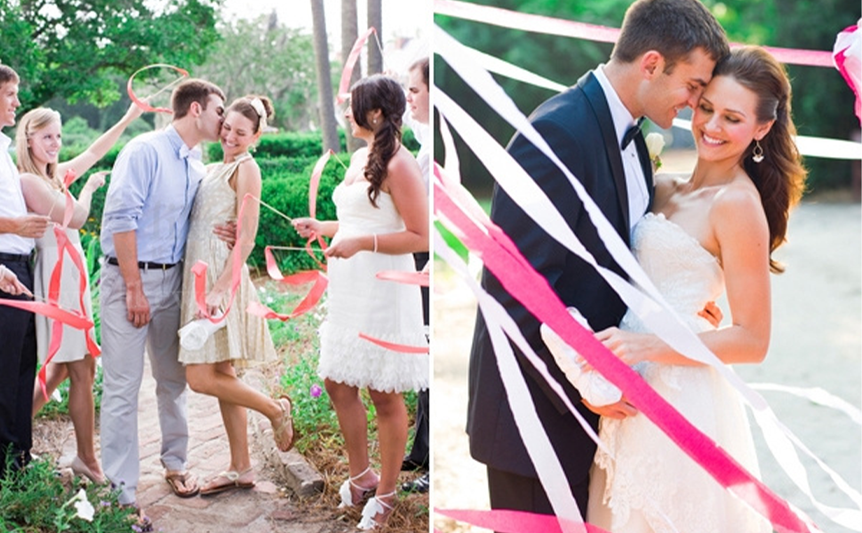 16 Couleurs Ruban en Satin pour Cérémonie Mariage Anniversaire Décoration de Maison
