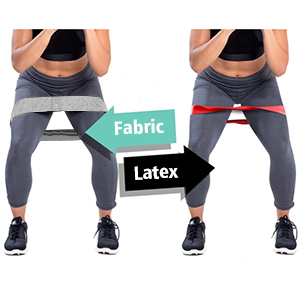 thick resistance bands hip thruster loop cloth resistance bands booty workout exercise bands for leg