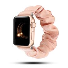 apple watch scruchie band