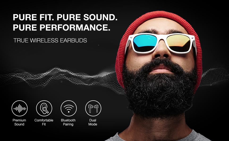 Xclear True Wireless Earbuds