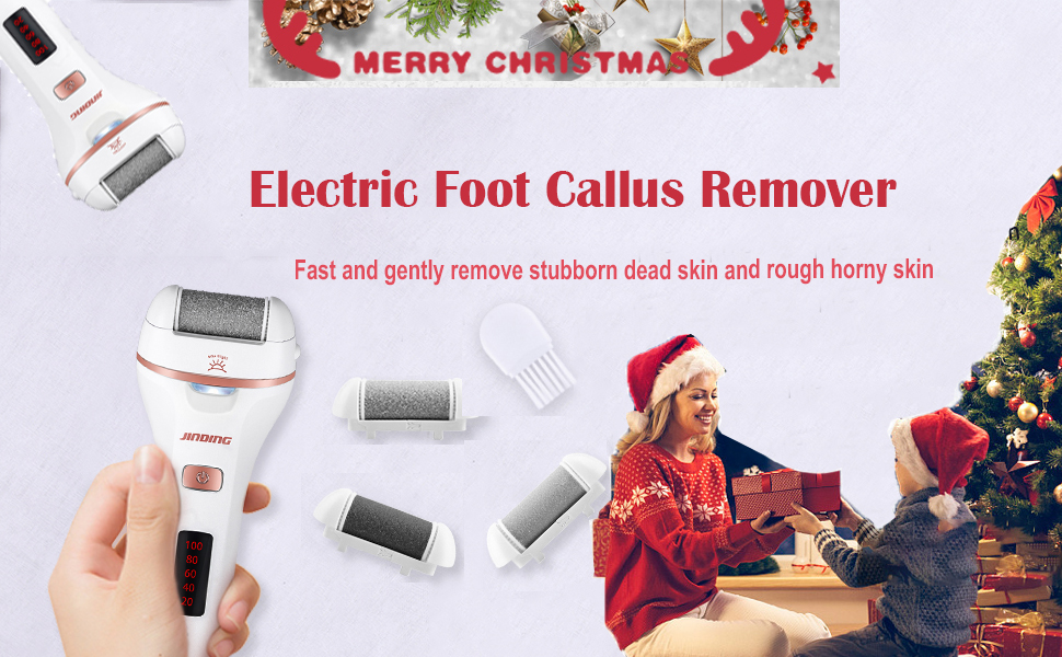 eletric feet callus remover