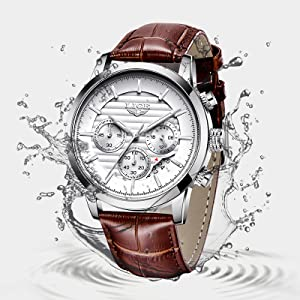 waterproof watch for men