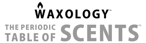 waxology candles logo banner
