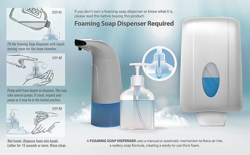 Pina Colada antibacterial Foaming Hand Soap