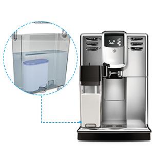 Filtro de Agua para Cafeteras Philips y Saeco, Homegoo Prevención de Cal Filtro AquaClean CA6903 Compatible con Cafeteras Automáticas Philips y Saeco ...