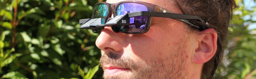 Gafas Belay para Escalada en Roca
