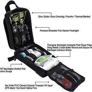 First Aid Kit / Survival Kit