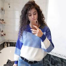 striped sweater zaful