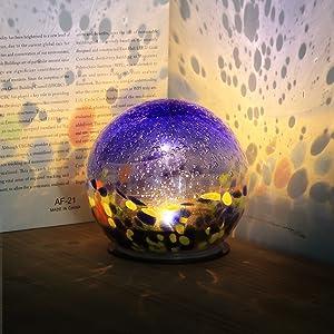 Mosaic Solar Light