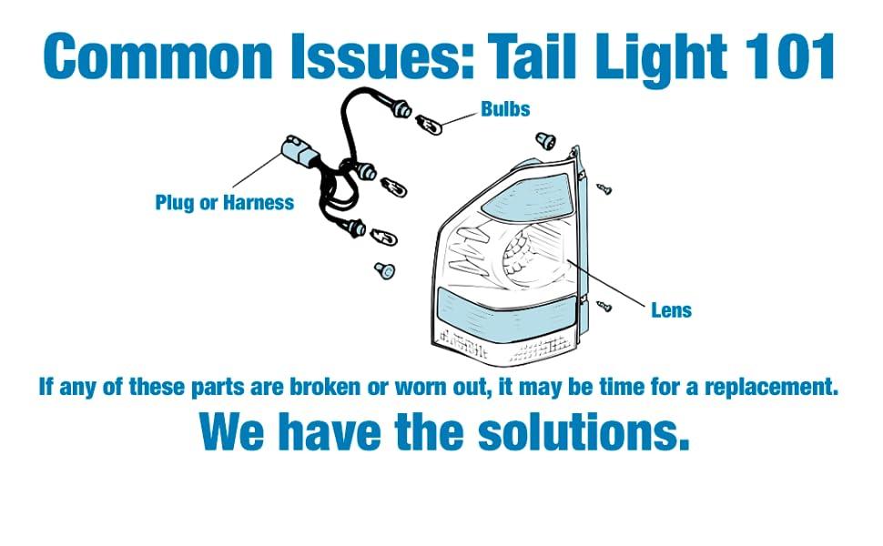 headlights solution