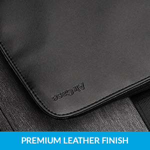 Premium Leather Finish