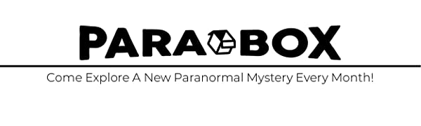 ParaBox, Paranormal, Mystery, t-shirts, subscription, haunted, ghosts, ufos, aliens, paradox