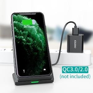 caricatore wireless iphone 11 pro