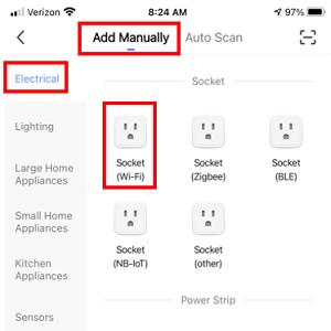 Smart Life App Smart Plug Setup