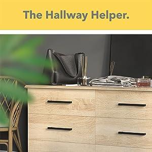hallway dresser