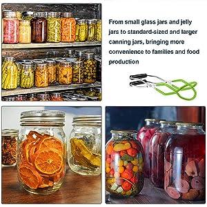 Canning Jar Lifter Tongs