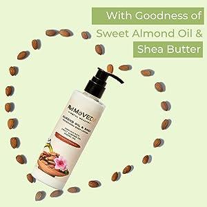 Goodness Almond Lotion