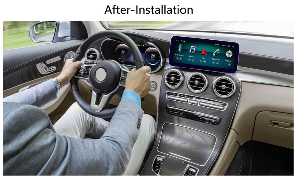 10 25 Zoll Auto Touchscreen Blu Ray Blendschutz Elektronik