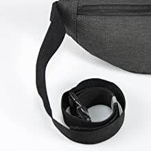 running belt for fanny bag
