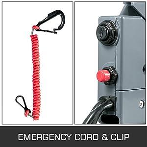 Outboard Remote Control Box