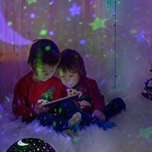 Night Light Sky Star Master Night Light Projector Star Master Projector best gift infantbabies