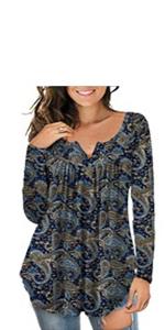 womens tunics tops