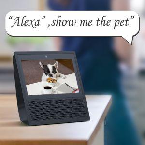 Vimtag B3 HD Outdoor IP Camera WIth Alexa