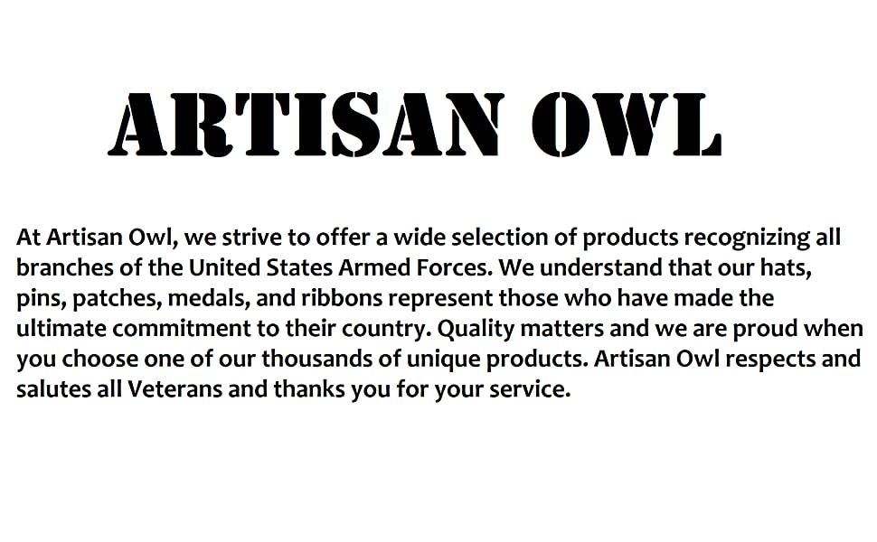 Artisan Owl Military