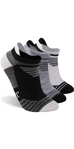 Merino Wool Hiking Outdoor Cushioned Thermal Thick Moisture Wicking Athletic Crew Socks
