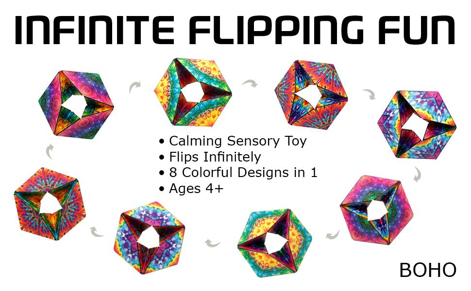 infinite flipping fun