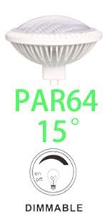 par64 led