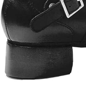 Heel of Irish Hard Dance Shoe