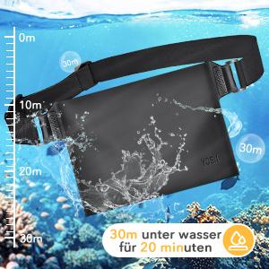 Wasserdicht Schutzart IP68