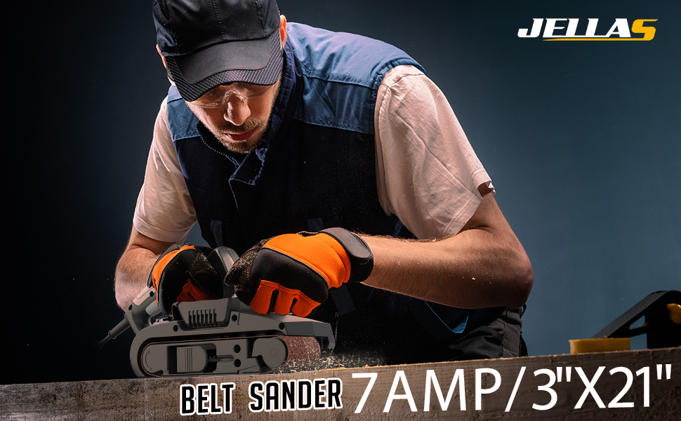 belt sander 3x21