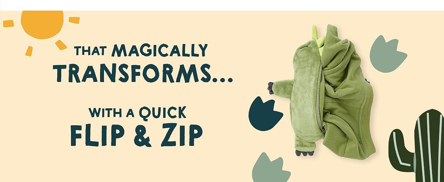 2-in-1, transform, fun, kids t-shirt, girl t-shirt, boy t-shirt, magical, plushie, animal, stuffy