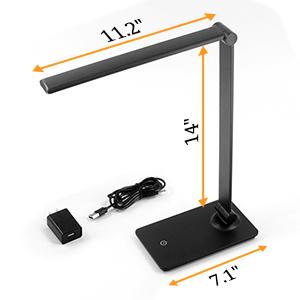 led light for desk