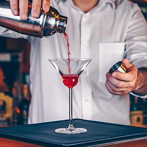 stusgo cocktails set with stand bar set cocktail shaker set bartender kit drink mixer set for women