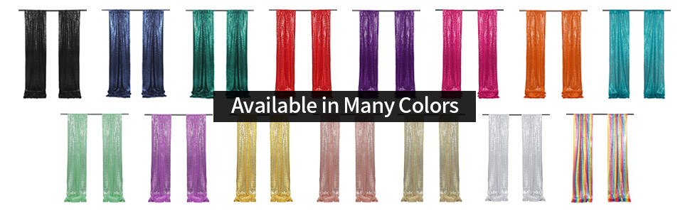Available in Many Colors