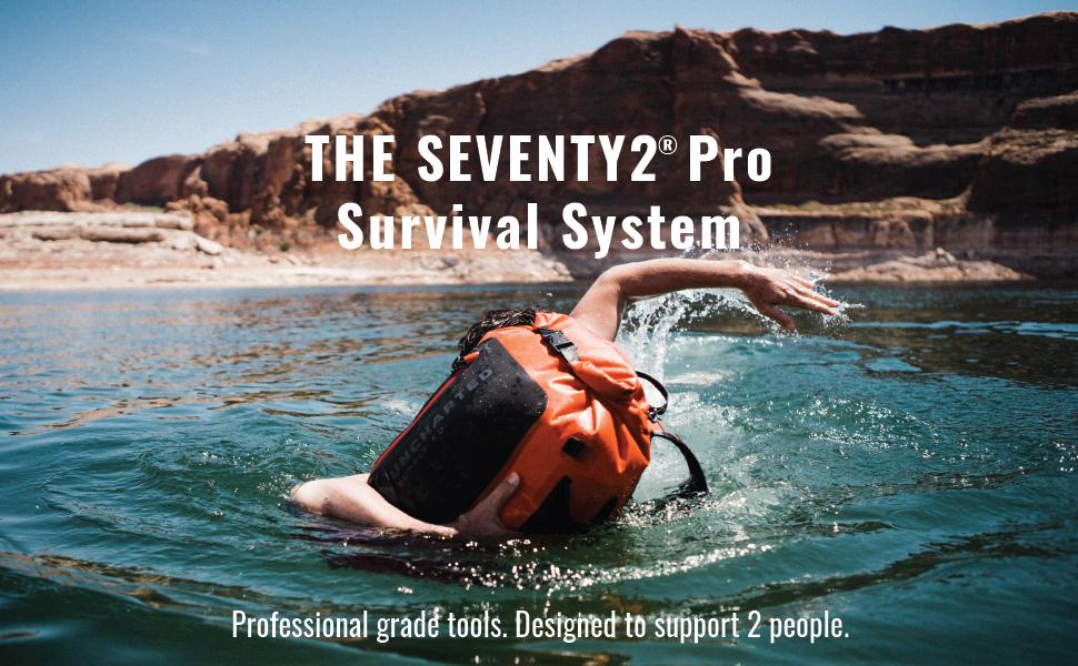THE SEVENTY2 Pro Survival System MAIN