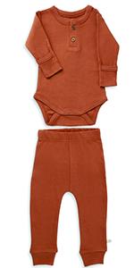 organic cotton zippered romper onesie playsuit footie pajamas pajama sleepwear baby toddler
