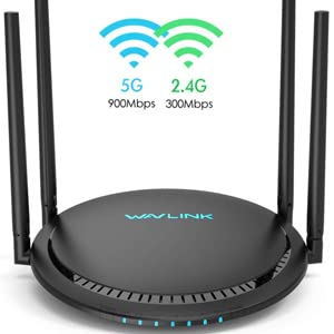 AC1200 Dual-Band Router