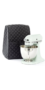 Stand Mixer Dust-proof Cover Black