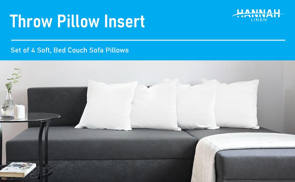 Throw Pillow Insert