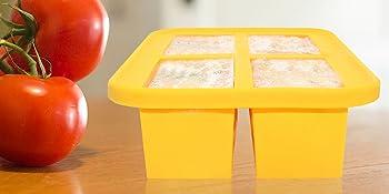 soap freezing tray size